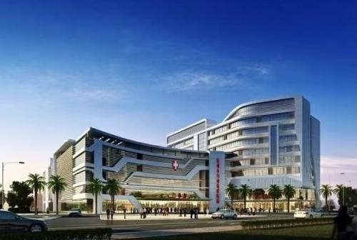 工程案例丨连州妇幼保健院